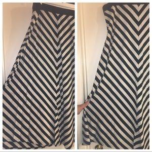 EUC Calvin Klein Performance long skirt size 3x